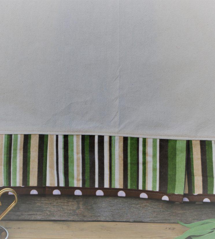 Set of 2- Olive