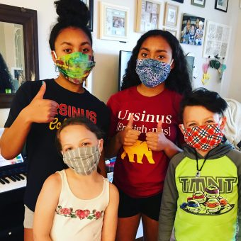 masks, boy's masks, cotton masks, face coverings